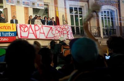 Manifestazioni Bogotà