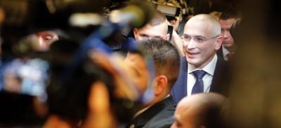 Le prime 48 ore di libertà di Khodorkovsky