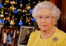 Gli auguri della regina