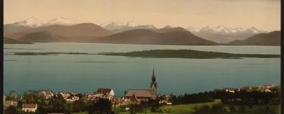 I paesaggi della Norvegia