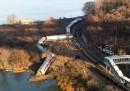 Il treno è deragliato a New York