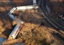 Un treno della metro è deragliato a New York