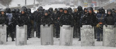 In Ucraina si prepara lo sgombero