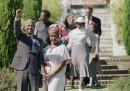 Nelson Mandela e Winnie Mandela