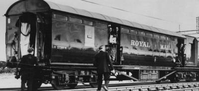 """Ronald Biggs e la """"grande rapina al treno"""""""
