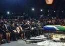 I funerali di Mandela