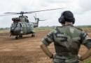 I soldati francesi sono arrivati nella Repubblica Centrafricana