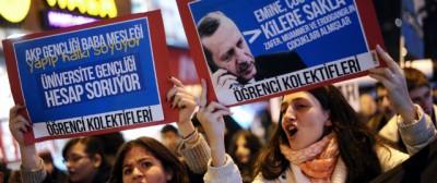 Lo scandalo per la corruzione in Turchia