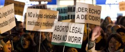 La nuova legge sull'aborto in Spagna