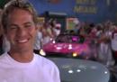 Il video di Fast & Furious per Paul Walker