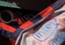 Lo sponsor sotto la maglia del Barcellona