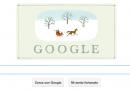 "Perché Google dice ""Buone feste"""
