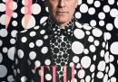 Il numero di dicembre, con l'attore George Clooney in copertina, dedicato all'arte