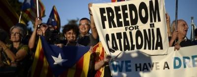 Il referendum sull'indipendenza della Catalogna
