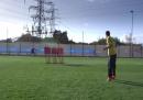 Come battere un calcio di punizione, secondo Gareth Bale