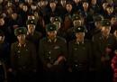 Le celebrazioni per Kim Jong-il