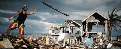 Un mese dopo il tifone Haiyan, su Instagram