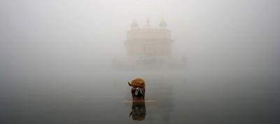 Nebbia, India