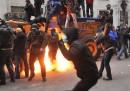 Ancora proteste e scontri in Ucraina
