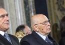 La lettera di Napolitano contro i decreti legge con dentro qualsiasi cosa