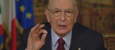 Il discorso di Giorgio Napolitano