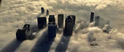 La nebbia a Londra