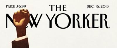 La copertina del New Yorker per Mandela