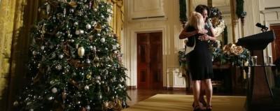 Gli addobbi di Natale alla Casa Bianca