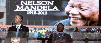 L'interprete di Obama a Johannesburg faceva gesti a caso