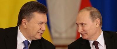 L'accordo tra Putin e Yanukovich