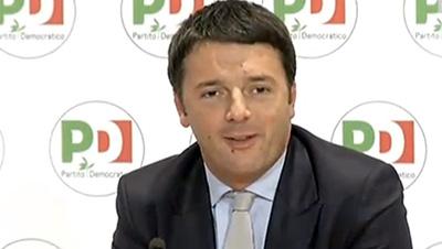 Il video integrale della conferenza stampa di Matteo Renzi