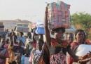Gli scontri in Sud Sudan