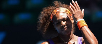 Serena Williams, bisognerebbe inventarla