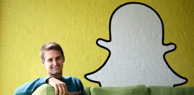 """Snapchat e l'Internet """"temporanea"""""""