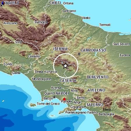 terremoto napoli - photo #4