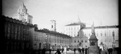 Torino vista dallo smartphone