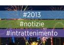 Il 2013 su Twitter