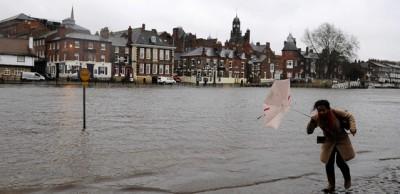 La tempesta nel Regno Unito