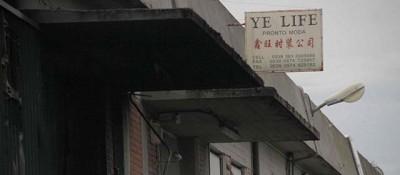 Prato e i cinesi