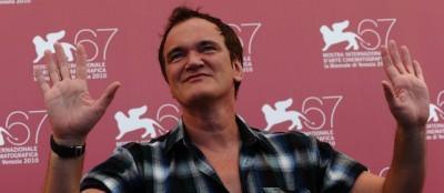 Il nuovo film di Tarantino non si farà, dice Tarantino