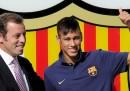 Il presidente del Barcellona si è dimesso