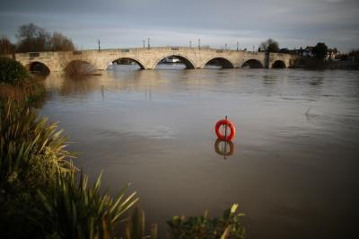 Esondazione del Tamigi