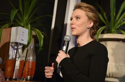 Scarlett Johansson e SodaStream