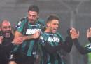 La vittoria del Sassuolo contro il Milan
