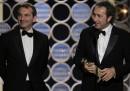 """""""La grande bellezza"""", il video della premiazione ai Golden Globes"""