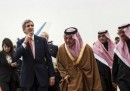 I colloqui di pace tra Israele e Palestina