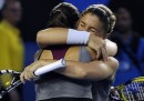 Errani-Vinci hanno vinto gli Australian Open