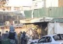L'attentato nel ristorante a Kabul