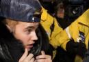 Il video di Justin Bieber alla polizia di Toronto