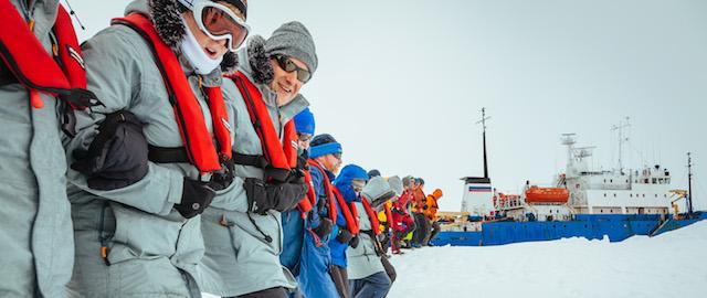 Che ne è della nave al Polo Sud - Il Post